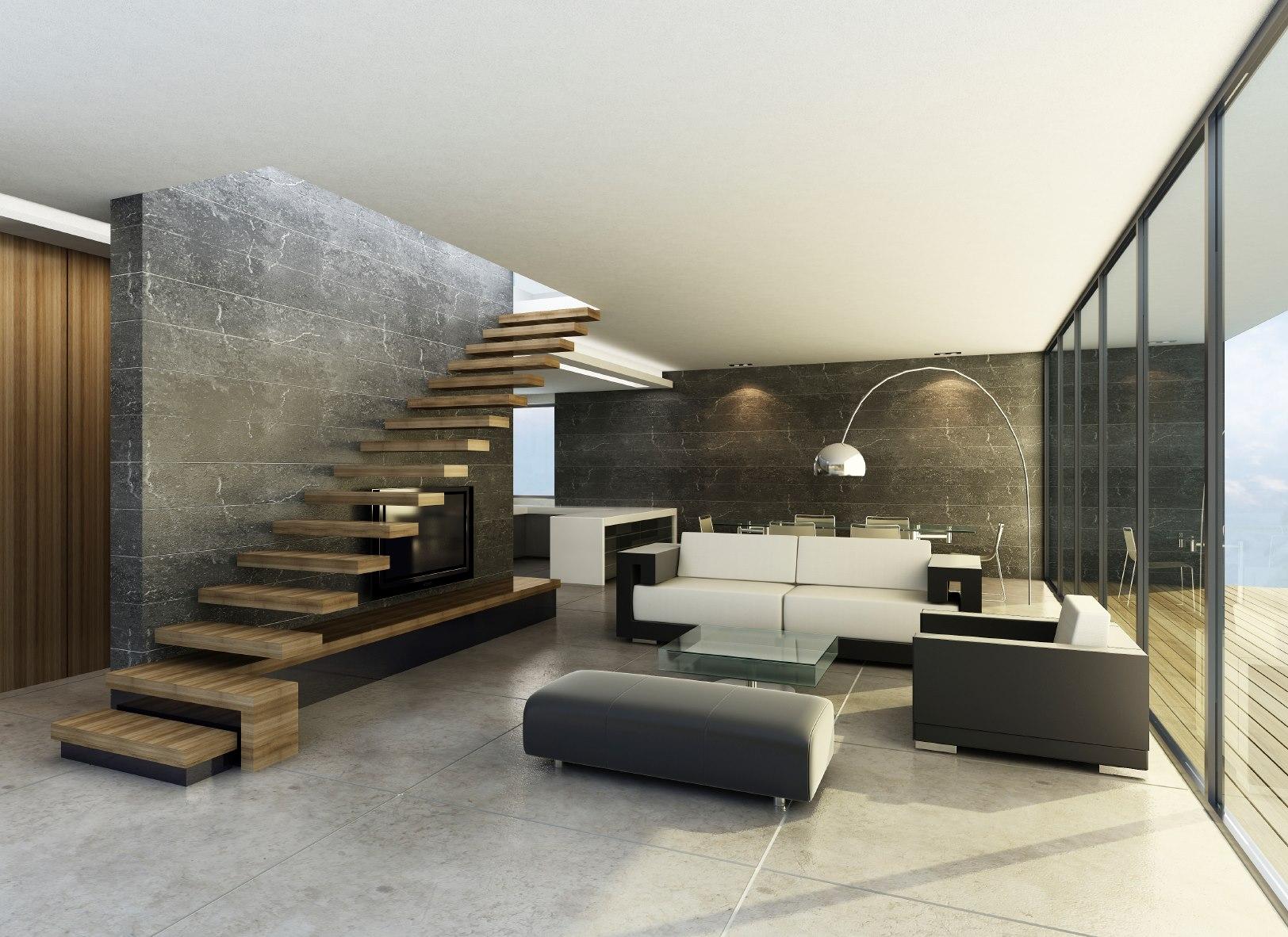 plafond tendu satin blanc